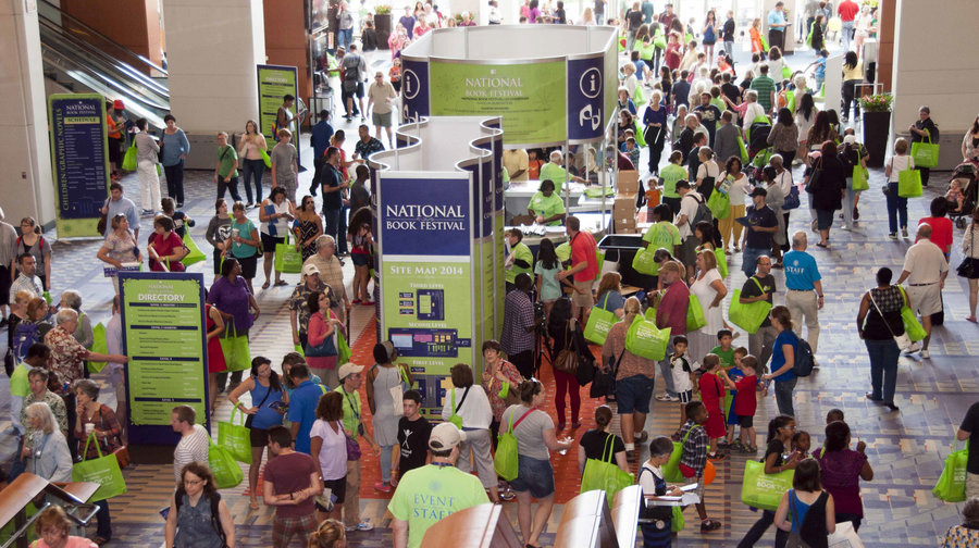 National Book Festival 2015 of the Library of Congress 2