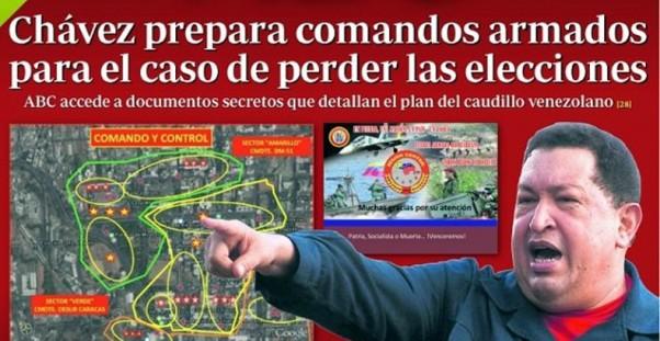 Titular ABV España antes de las elecciones en Venezuela