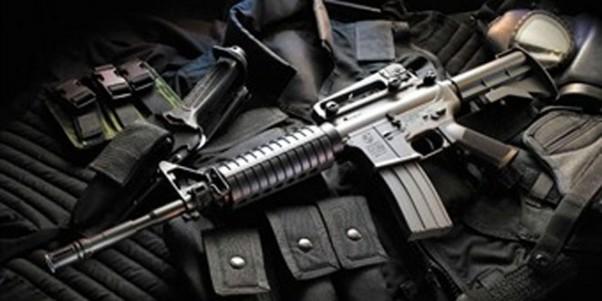 Armas asaltos Estados Unidos